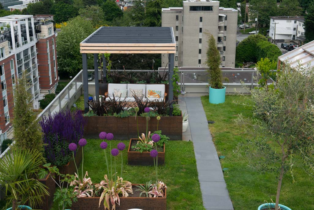 Figaros Garden Design