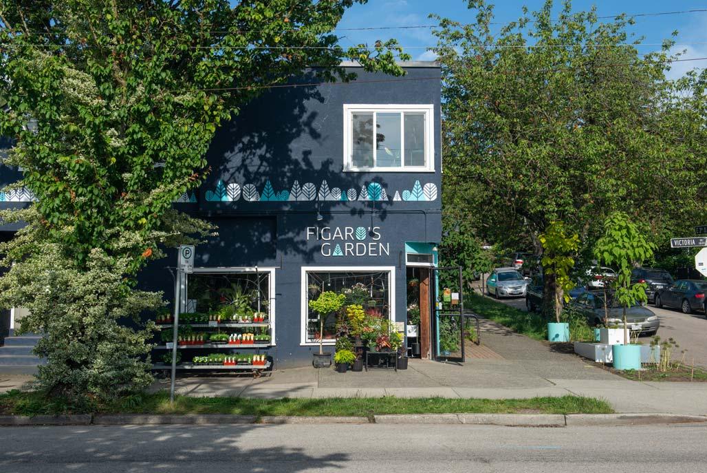 Figaro's Garden East Vancouver
